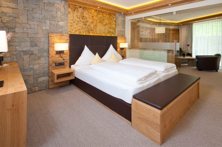 Alpine Suite im Hotel Tirol in Ischgl